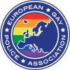 EGPA Rundwappen - European Gay Police Association
